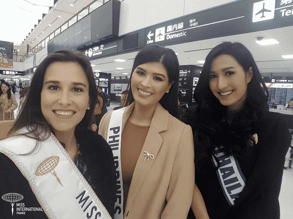 miss international france philippines thailande