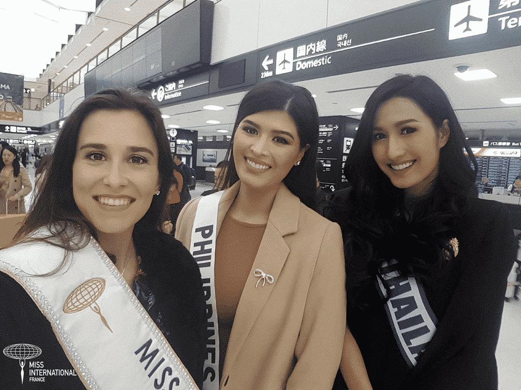 miss international france philippines thailande