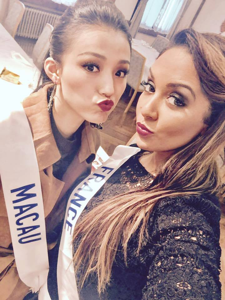 Miss International 2016 Khaoula NAjine