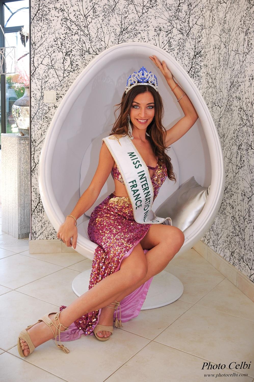 Mélanie LABAT, Miss International France 2018