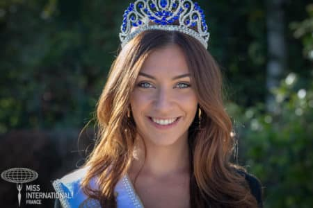 melanie Labat, Miss International France