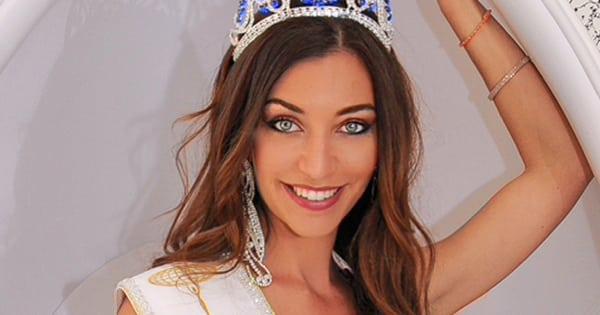 Melanie Labat, Miss International France 2018