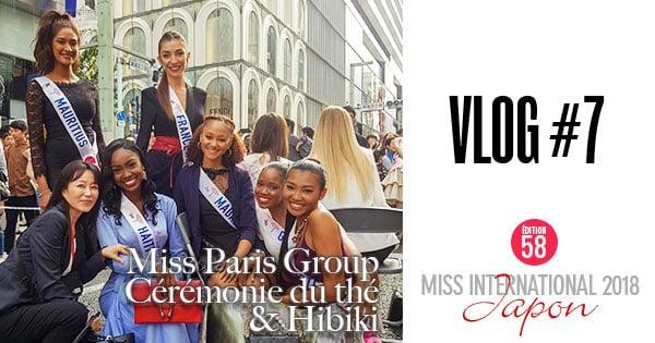 Vlog 7 Miss International France