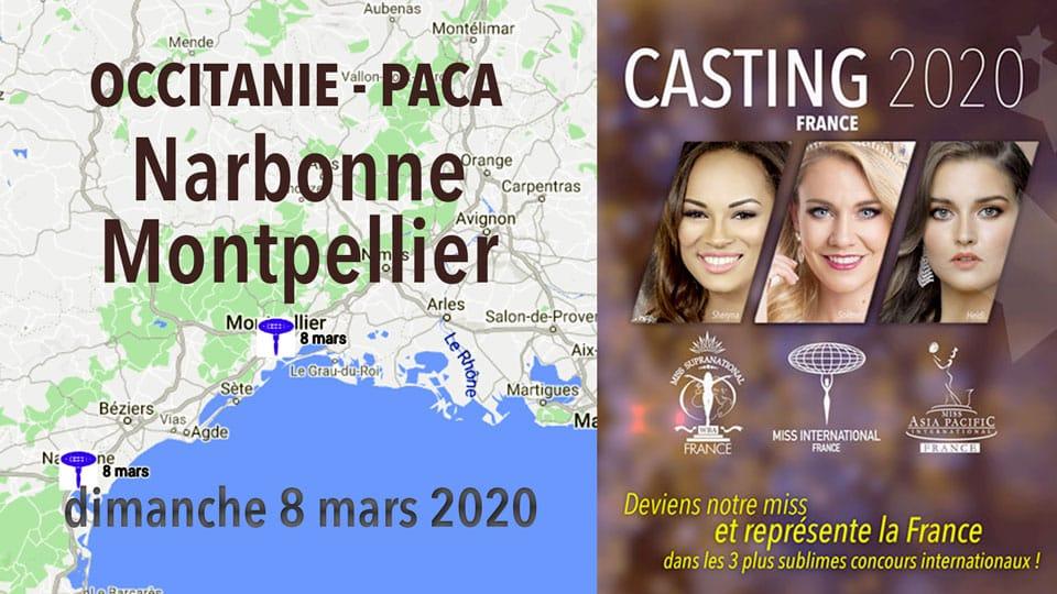 Casting Sud PACA Occitanie